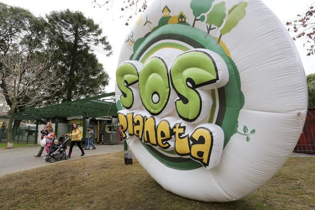 Feria SOS Planeta en el Parque Centenario. Prensa MAYEP / GCBA