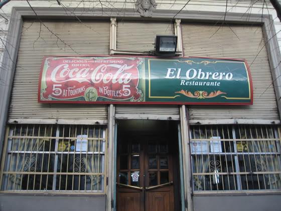 El Obrero Restaurante