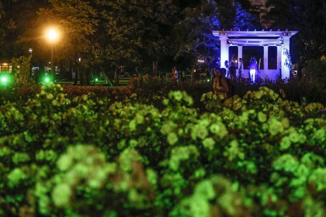 Noche de los Jardines. Dic 2017 (3)