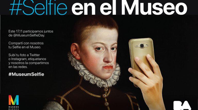 Selfie-MuseosOK_Larreta1