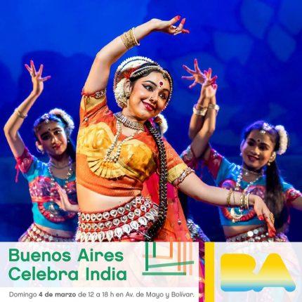 Buenos Aires Celebra INDIA 2018