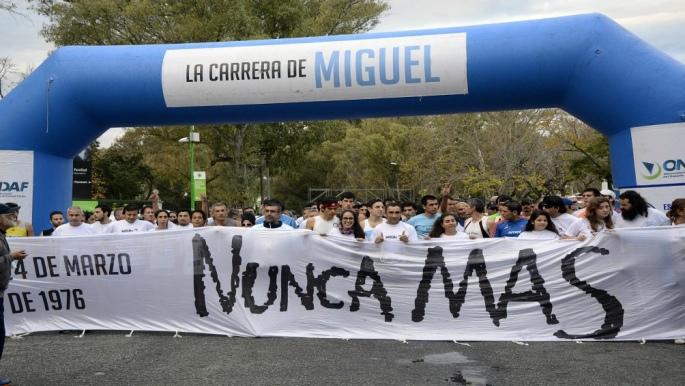 La Carrera de Miguel (Genérica) 1