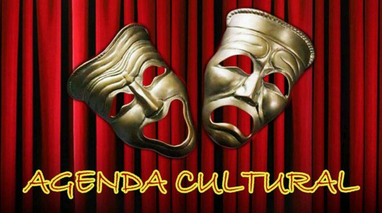 Agenda Cultural. Separador 1.