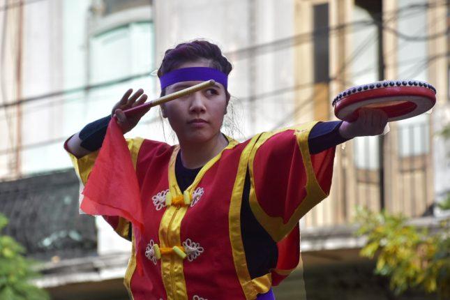 Buenos Aires Celebra Año nuevo chino (foto)