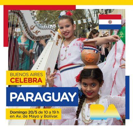 Buenos Aires Celebra Paraguay 2018