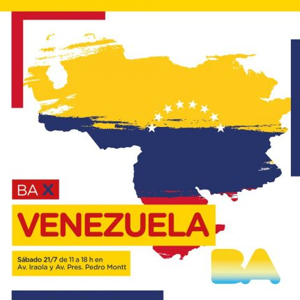 Buenos Aires Celebra Venezuela 2018