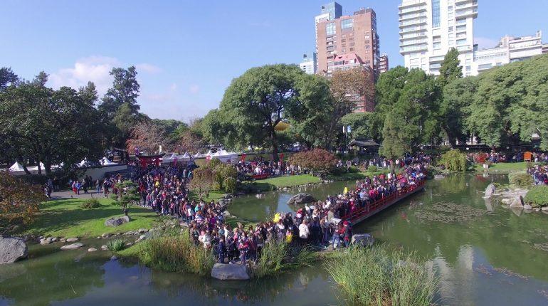 BA Celebra los 120 años de amistad entre Argentina y Japón 02