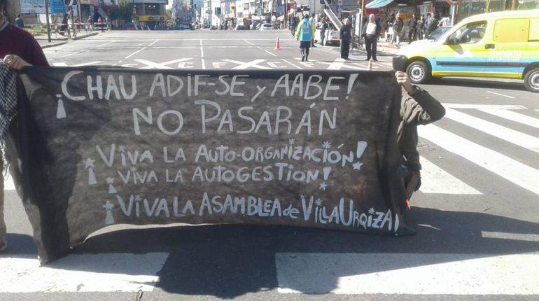 Asamblea Villa Urquiza. Desalojo 02.10 (1)