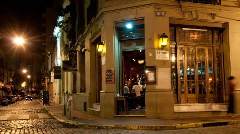 Cafés y Bares Notables de San Telmo 2