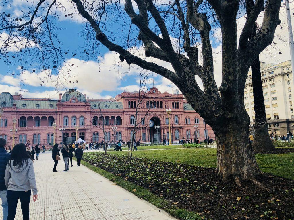 Plaza de Mayo (foto internet)