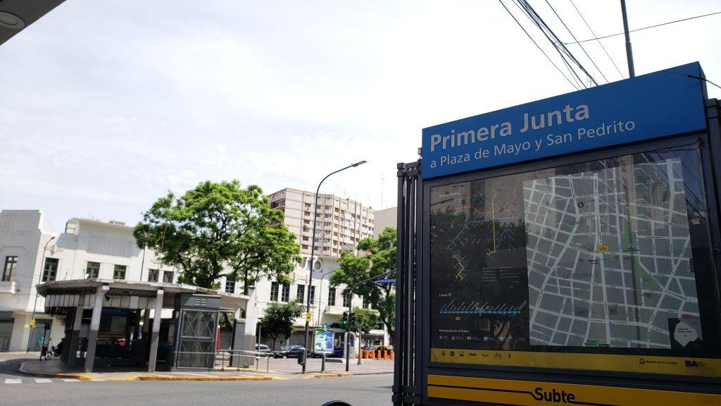 Primera Junta