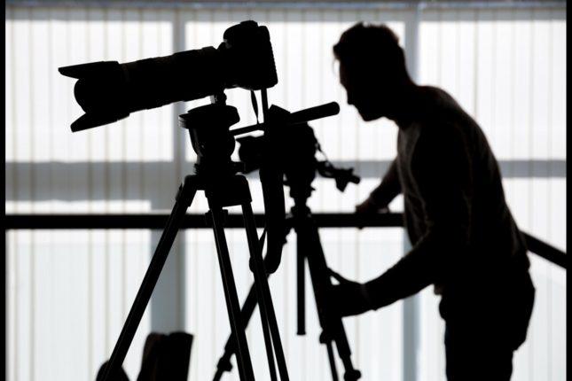 filmando