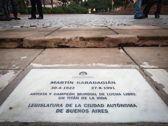 Martín Karadagian, homenaje Mayo 2018 (1)