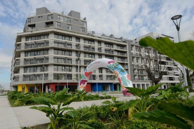 Villa Olímpica 1